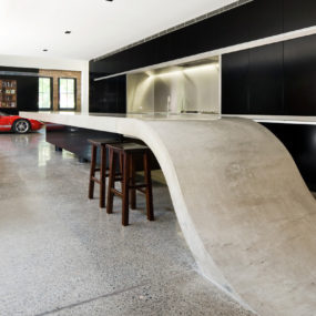 Concrete countertop 285x285 Get Creative: Cool Designs and Ideas for Home
