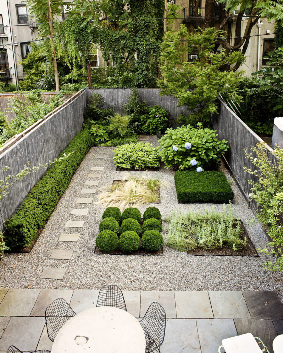 Foras Studio backyard design