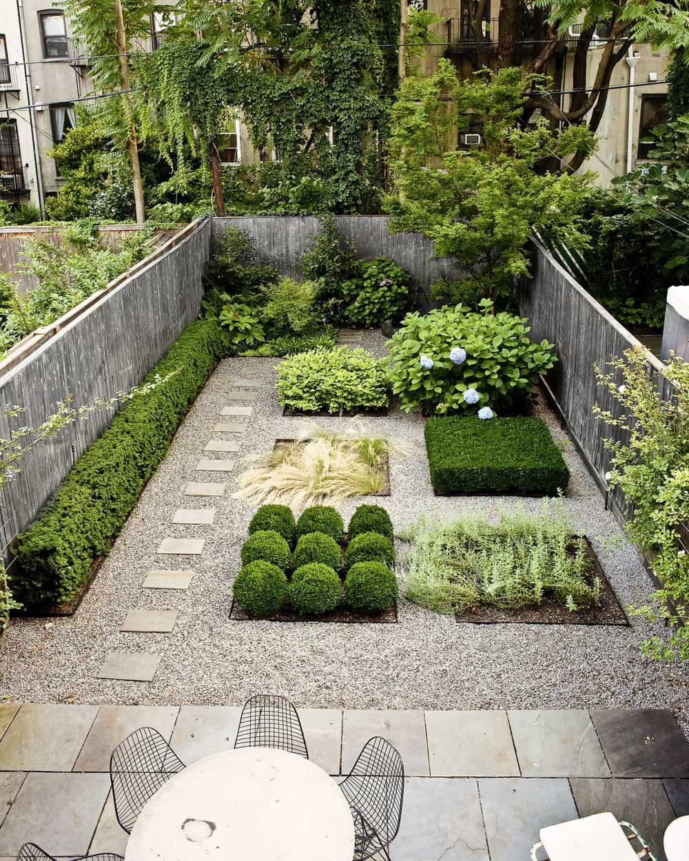 Foras Studio backyard design