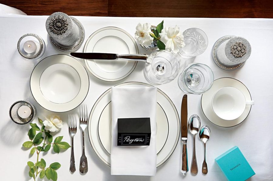 Table setting ideas for any occasion for Table place setting