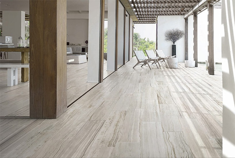 HWS Sand Dunes matte finish porcelain tile for indoors and outdoors