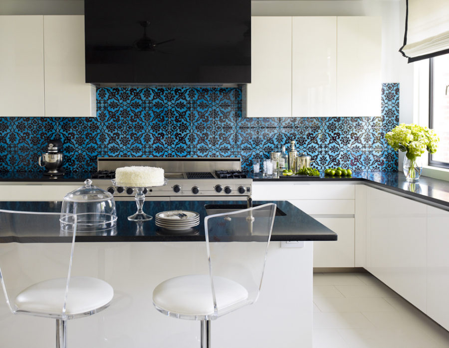Jeff Lincoln and Hillary Thomas renovation of 1960's townhouse