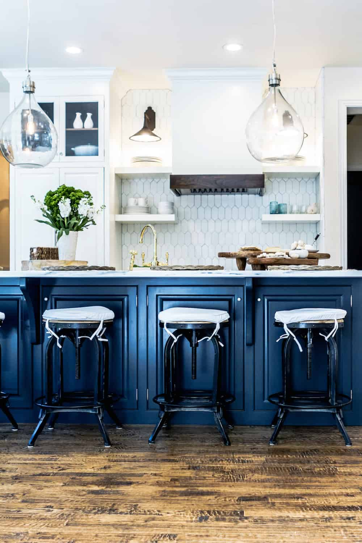 Kitchen design by Melinda Faranetta