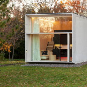Would You Live in a Little House?