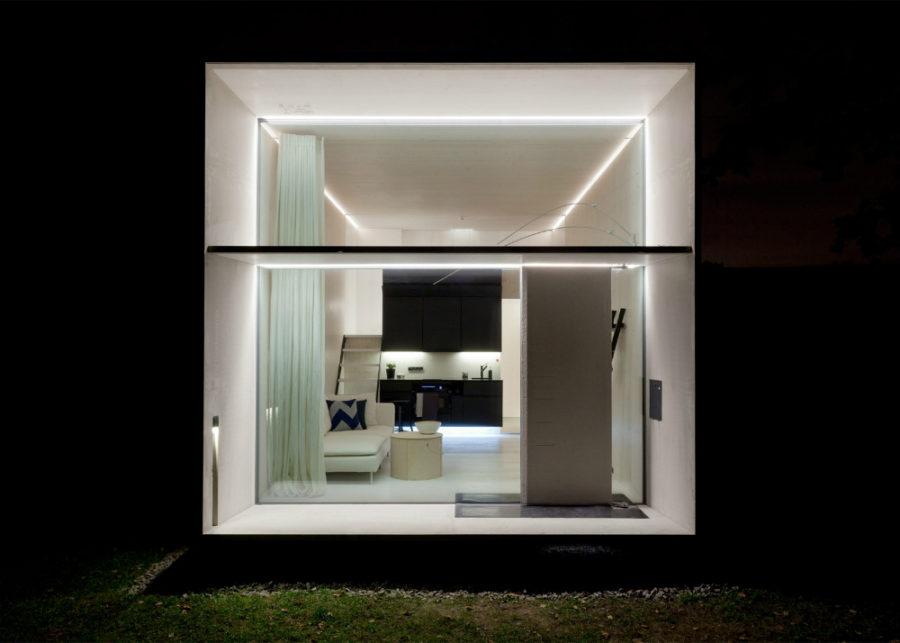 Koda prefab mini house