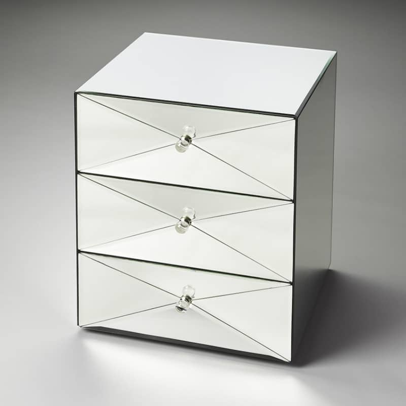 Krystal 3 Drawer from Haute House