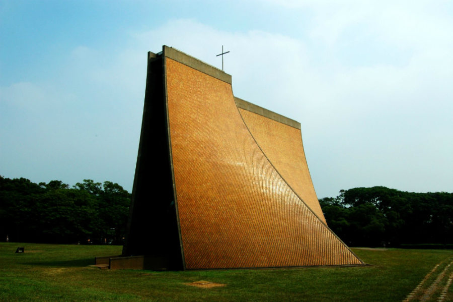 Luce Memorial Chapel, Taichung City, Taiwan