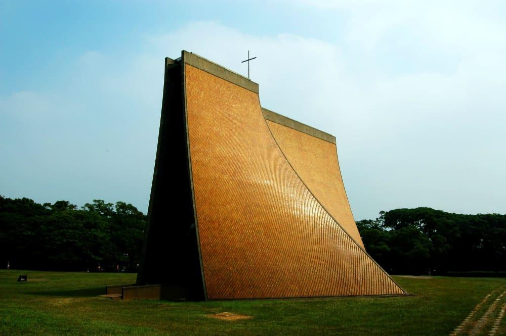 Luce Memorial Chapel, Taichung City, Taiwan