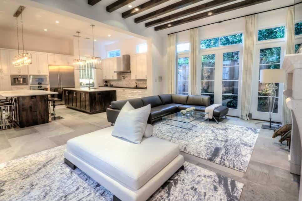 Mirador Group contemporary living room design ideas