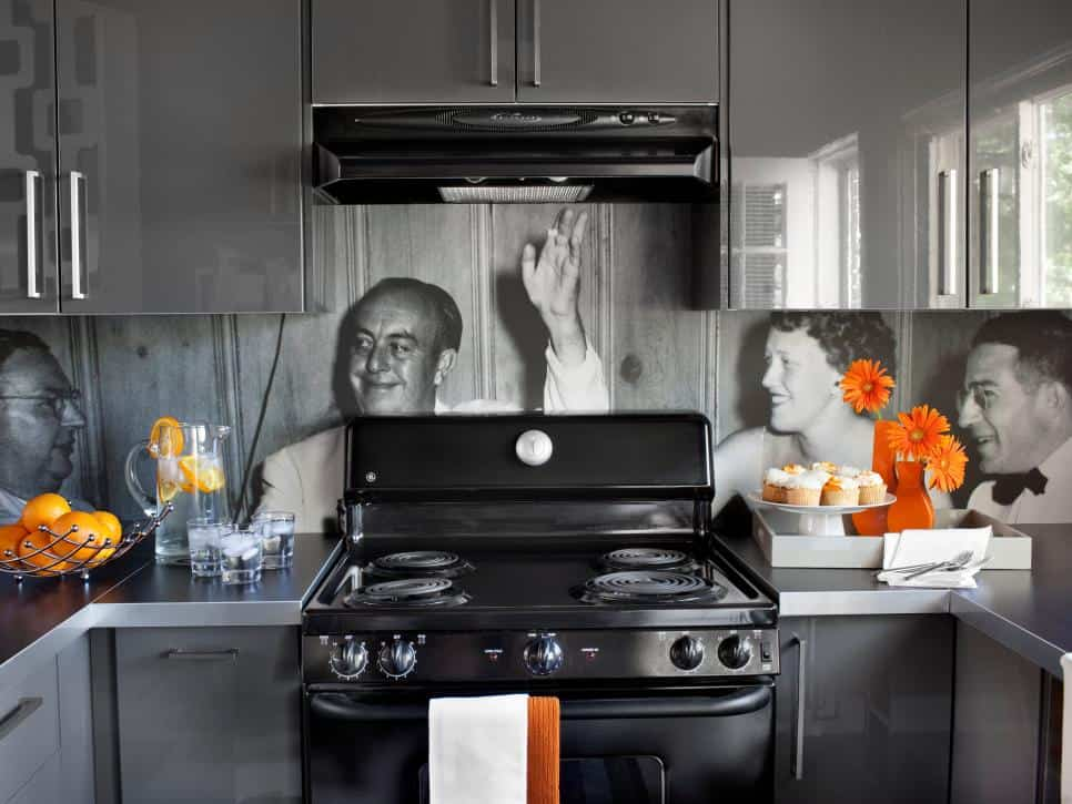 Original backsplash idea by Brian Patrick Flynn
