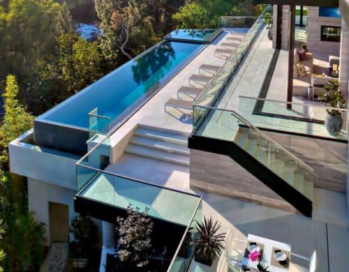 Luxury Personified: $15 Million Residence in West Hollywood