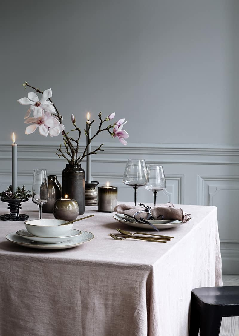 View in gallery Pastel table setting & Table Setting Ideas For Any Occasion