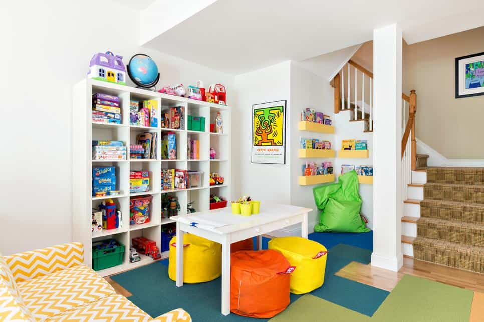 Play room by Claire Paquin