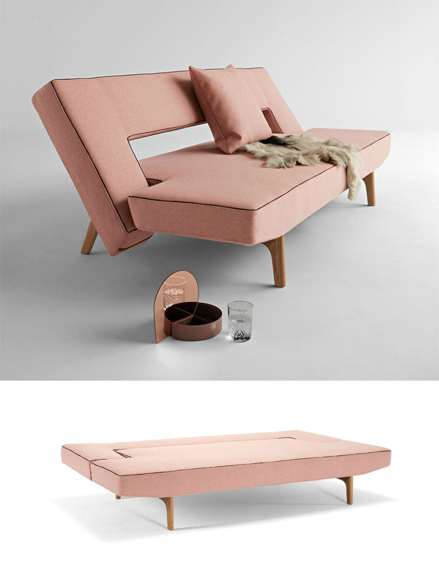 Unusual Sleeper Sofa Designs. View In Gallery Puzzle Wood