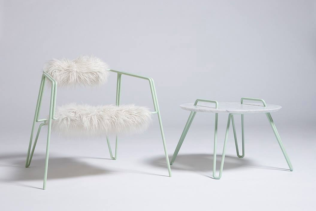 RIMULA Lounge Chair by Speculooz