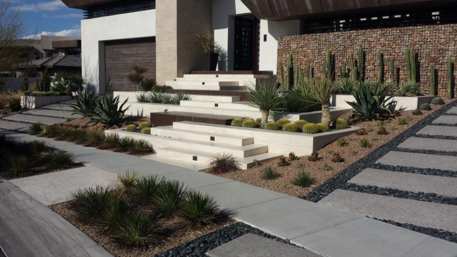 Sage Design Studios waterless frontyard