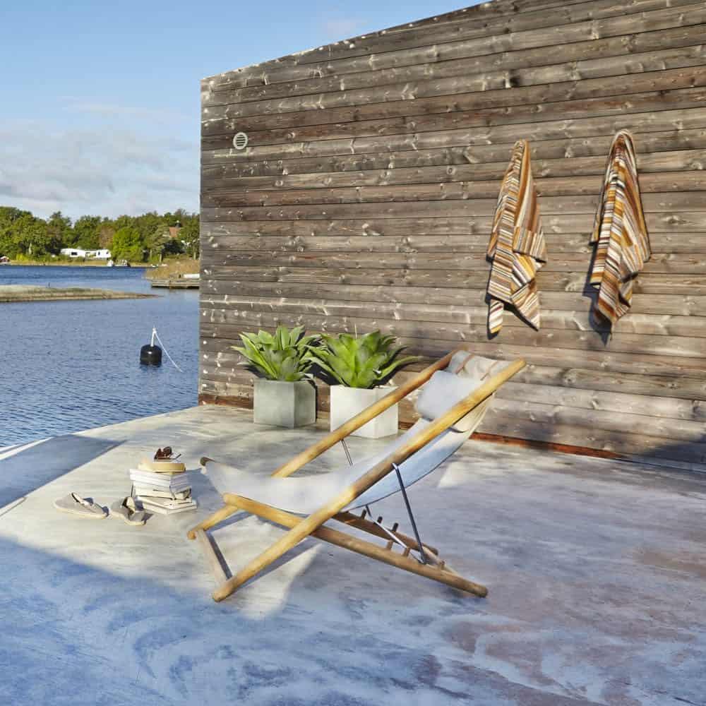 Skargaarden H55 Lounge chair