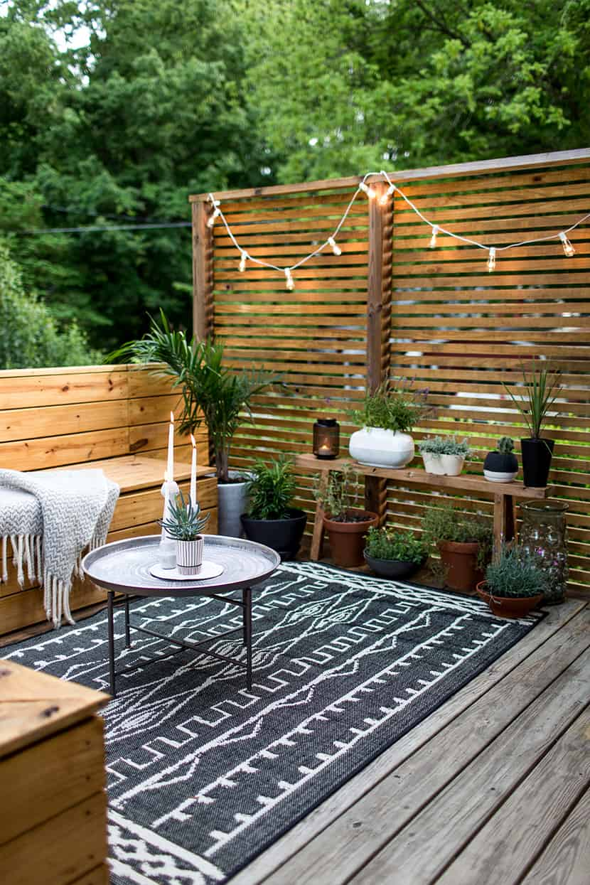 Brilliant Backyard Ideas Big And Small - Small backyard ideas