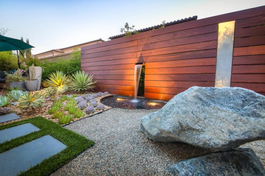 Easy and cool landscape ideas for Deco zen exterieur