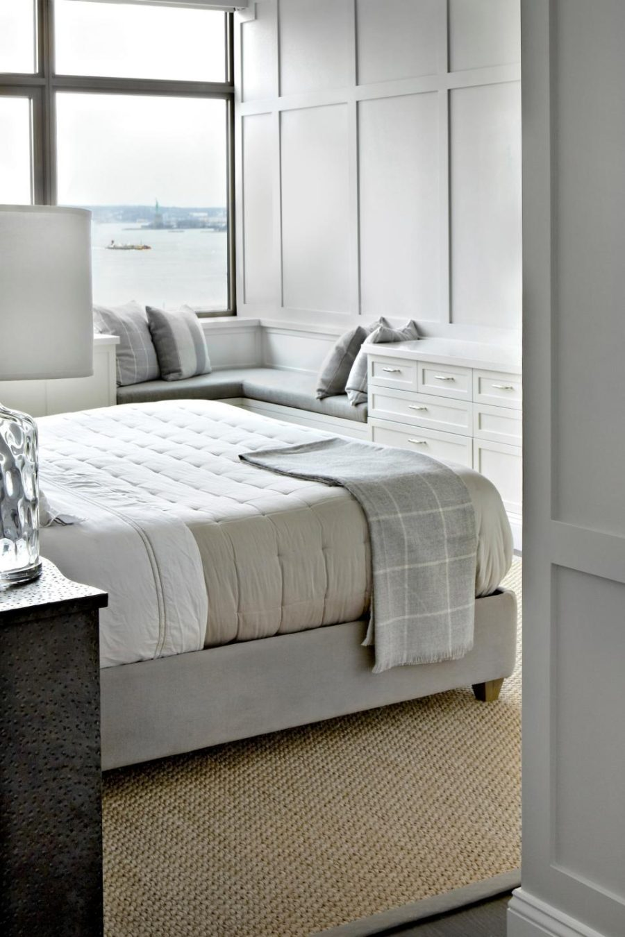 View In Gallery Susana Simonpietri Though Tiny This Contemporary Bedroom ...