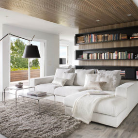 Susanna Cots contemporary Barcelona apartment 285x285 40 Manifold Contemporary Living Room Ideas That Inspire