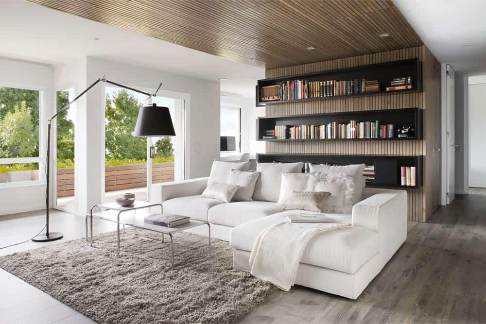 Susanna Cots contemporary Barcelona apartment