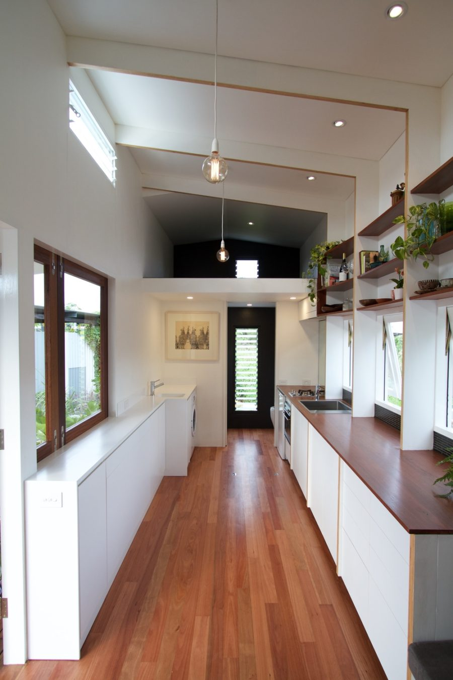 Tiny House Company tiny house kitchen
