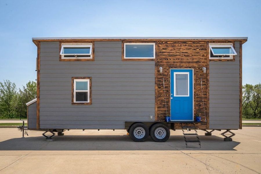 Triton wind river tiny home