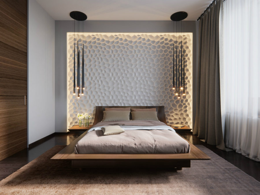 . Contemporary Bedroom Ideas for Sophisticated Design Lovers