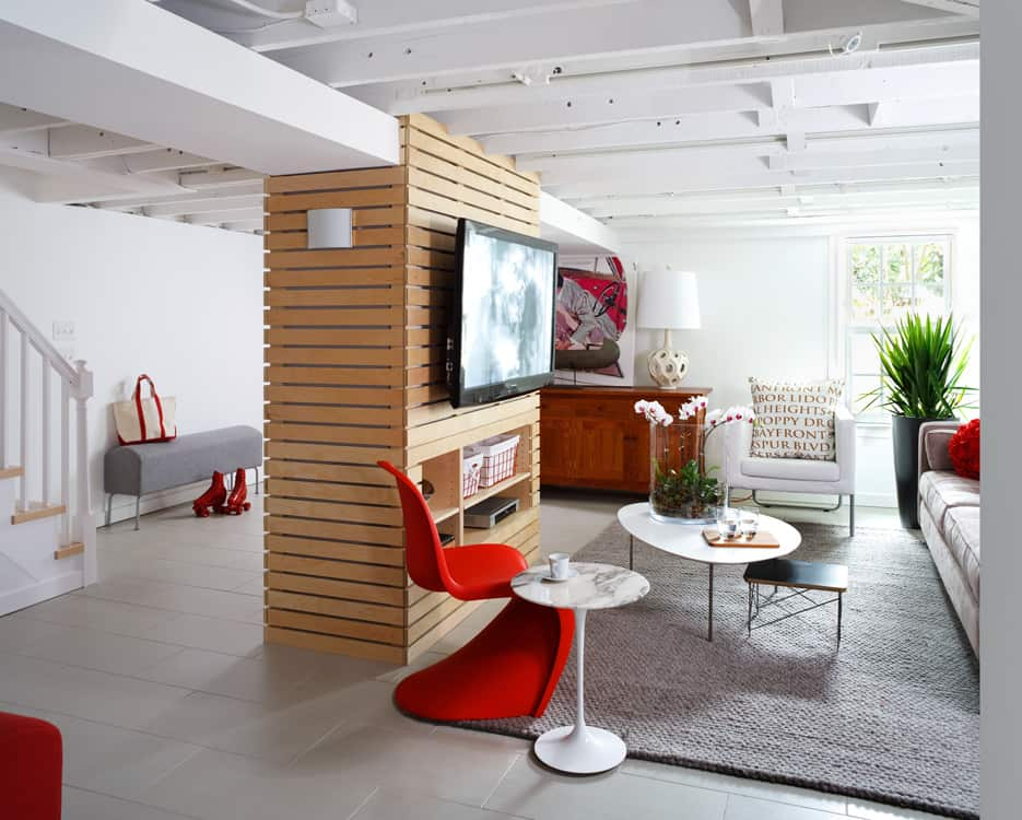 Wentworth Studio basement remodeling
