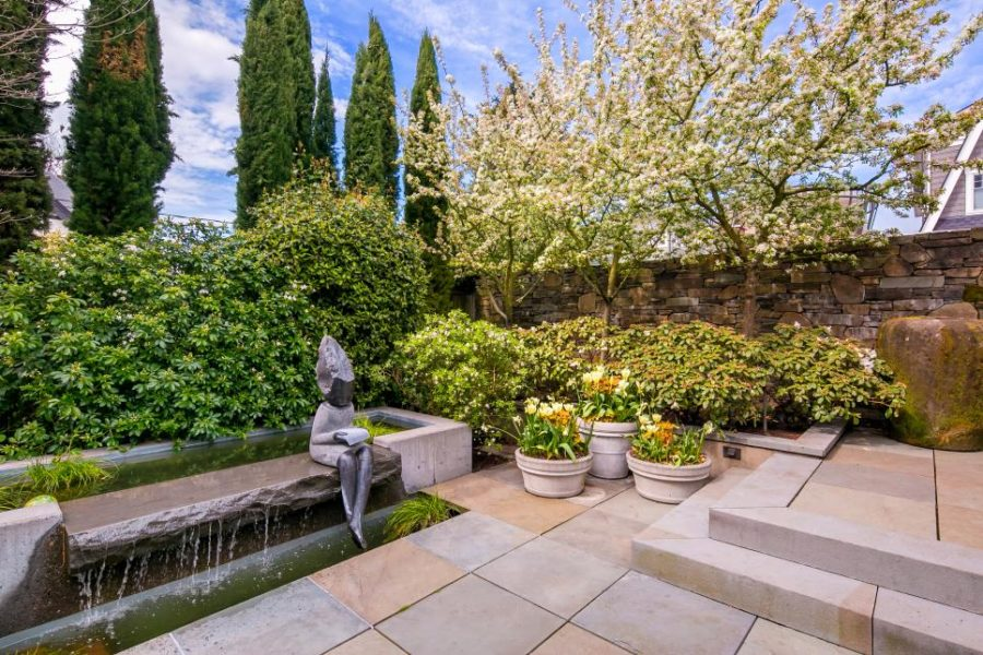 Windermere Real Estate garden