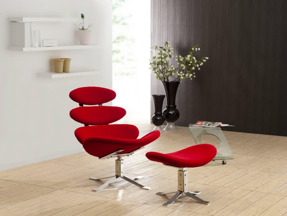 Zuo Modern Petal lounge chair 500006