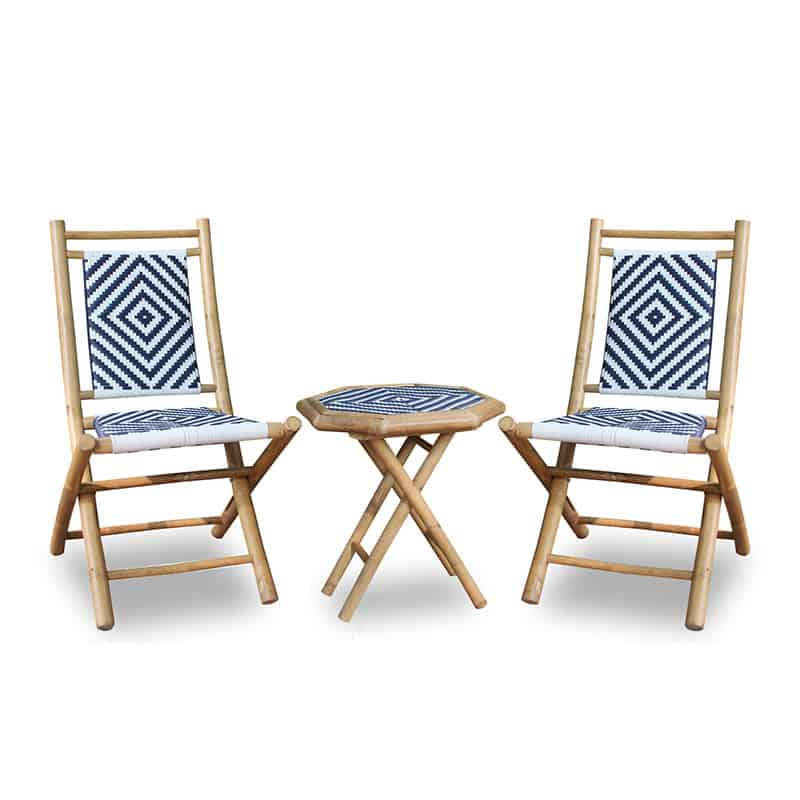3 Piece Bistro Set by Heather Ann