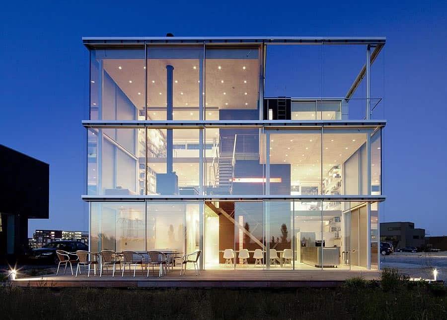 Amsterdam Rieteiland House