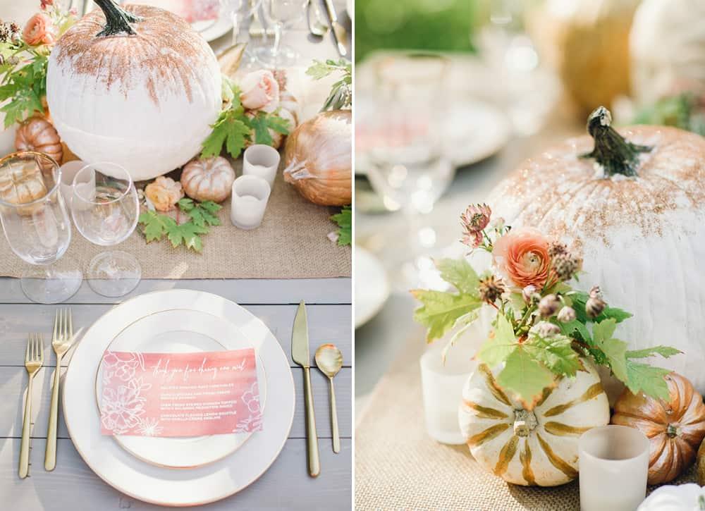 blush-rose-gold-woodland-wedding-table