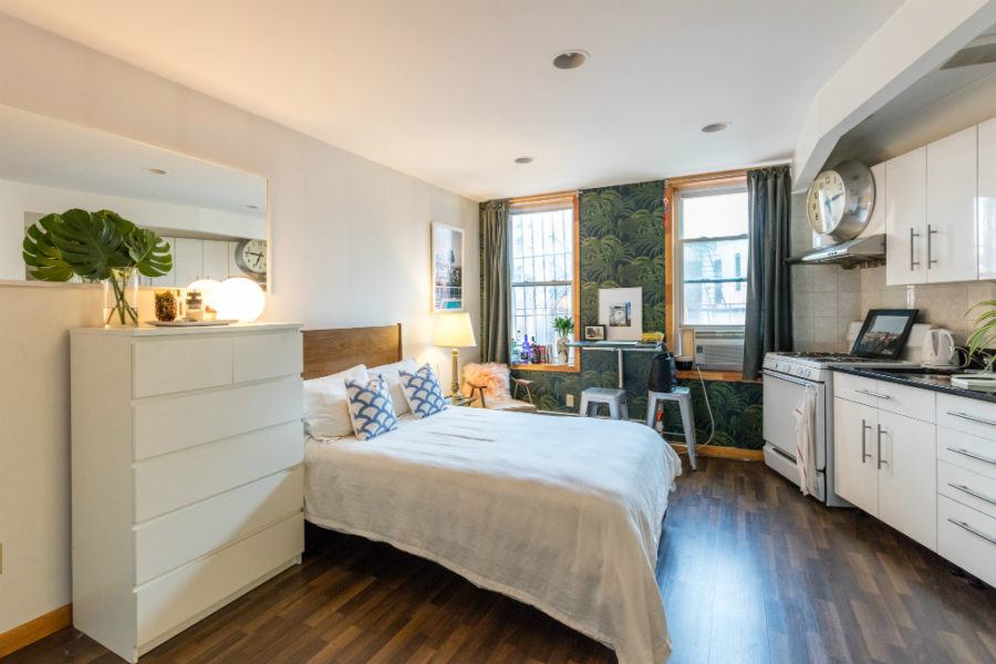 Boston micro apartments