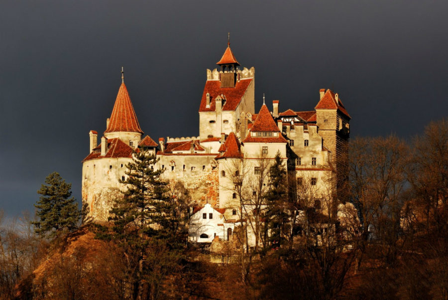 Bran Castle in Romania 900x602 25 Best Places to Celebrate Halloween