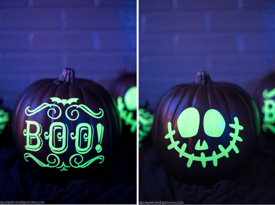 DIY-Glow-in-the-dark-Pumpkin