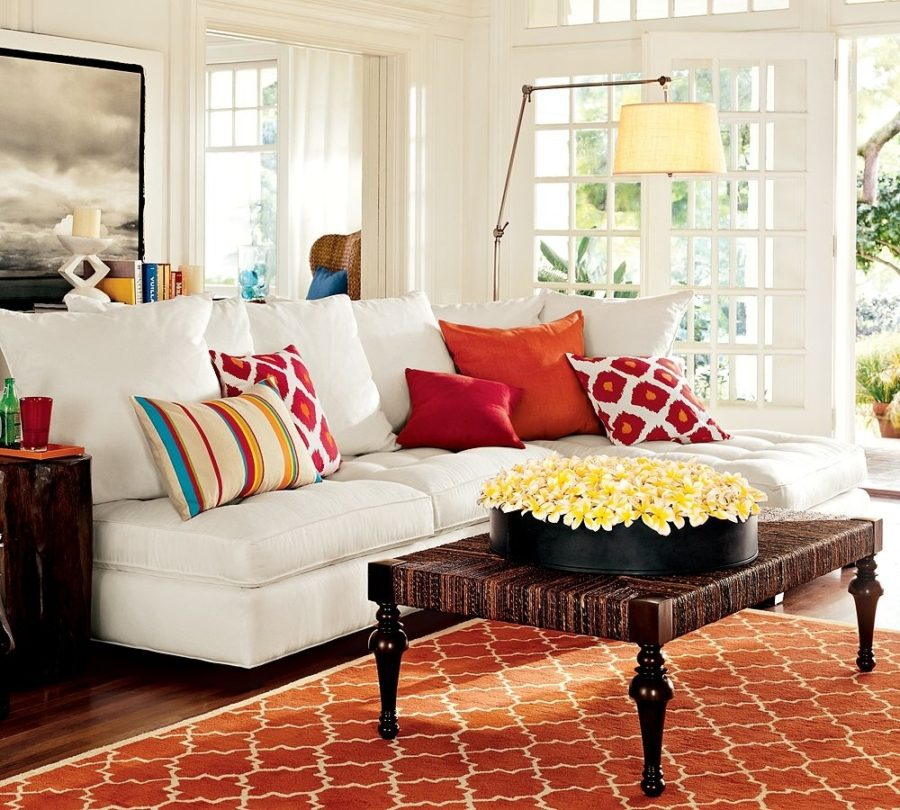 Decorating Idea Living Room: 'Tis Autumn: Living Room Fall Decor Ideas