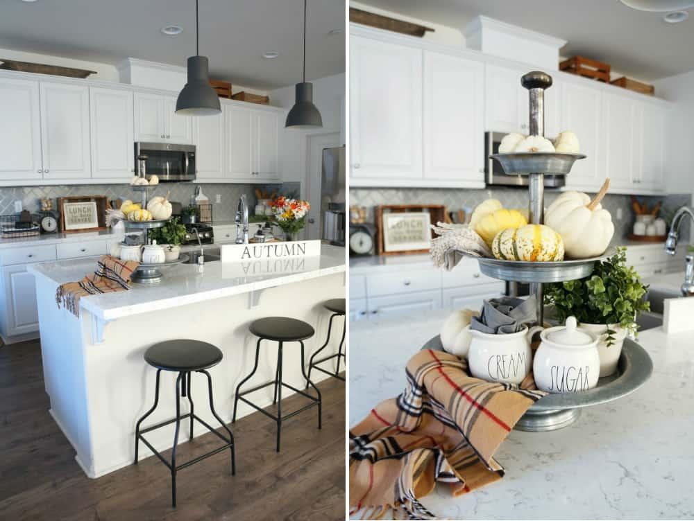 eclectically-vintage-kitchen-fall-decor-ideas