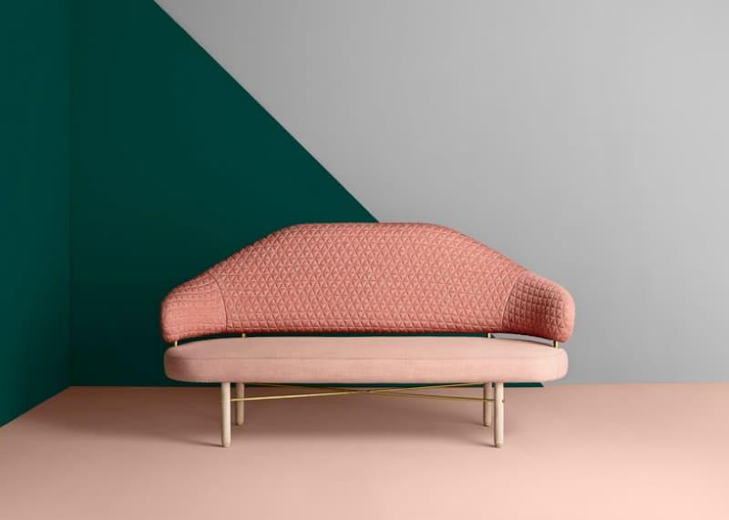 Elegant Simone sofa