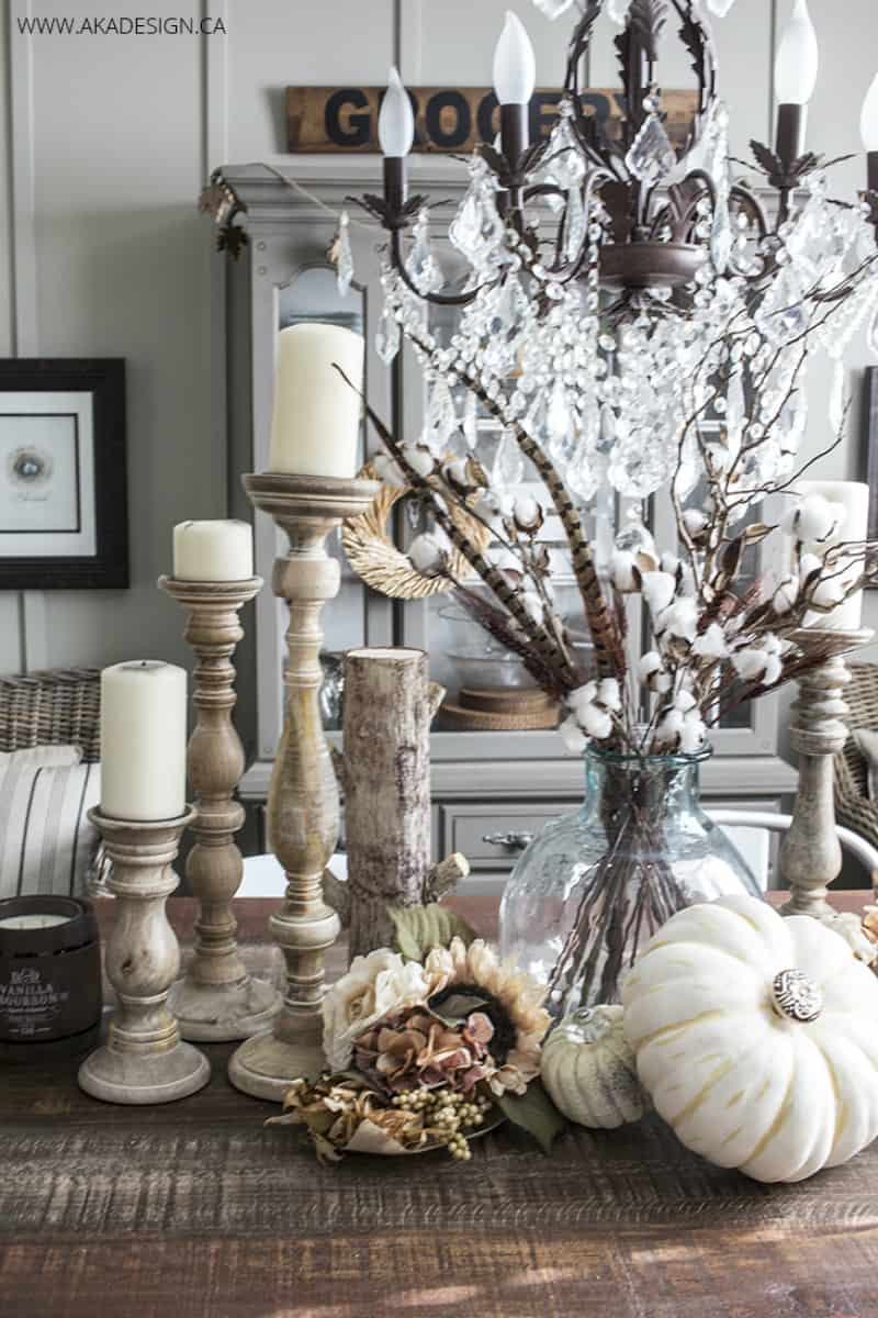 Kitchen fall decor ideas that are simply beautiful for Decoration nouvelle angleterre