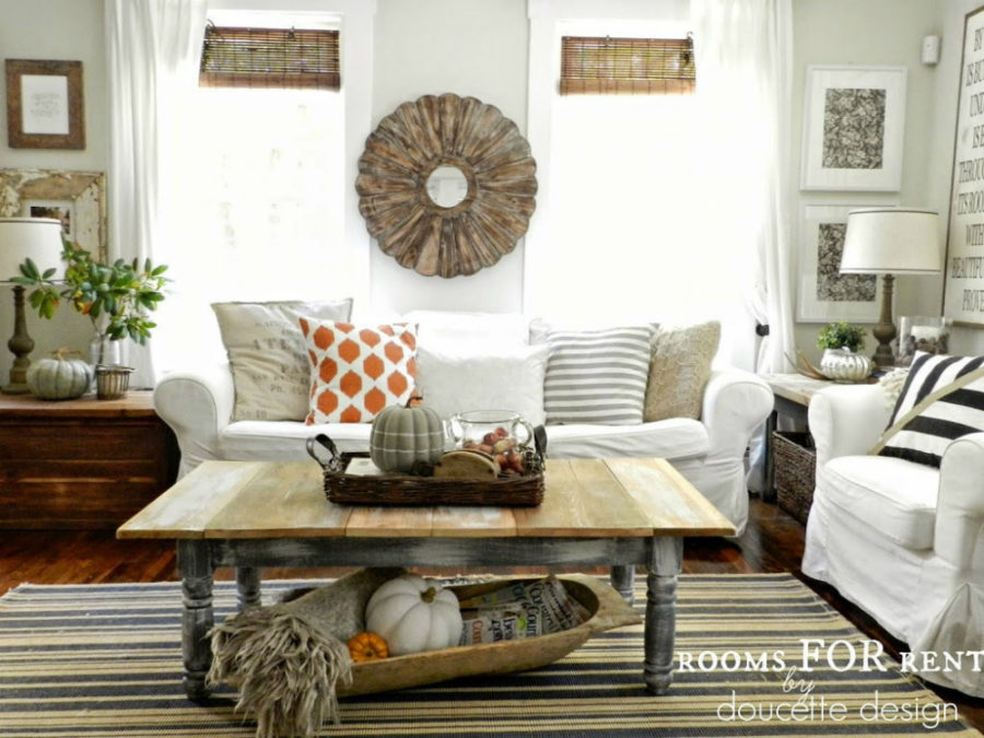 View In Gallery Fall Living Room Decor