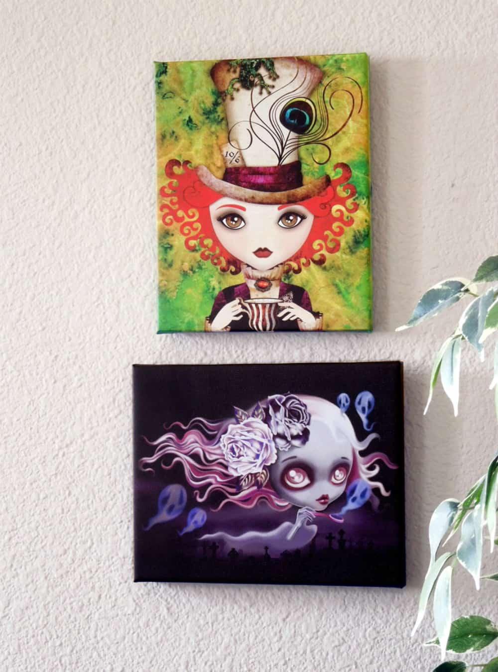 ghostly-luna-8×10-stretched-canvas-art-print