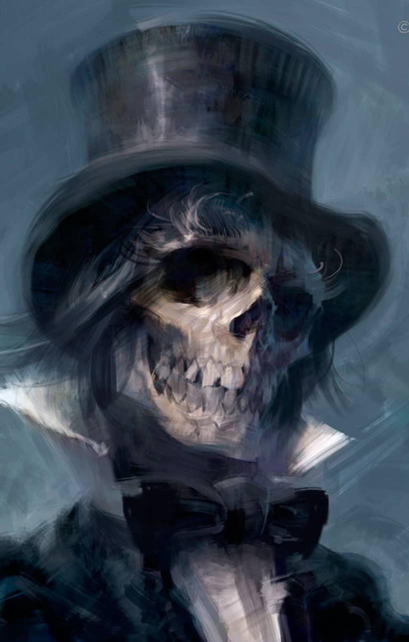Greg Pro skeletal art