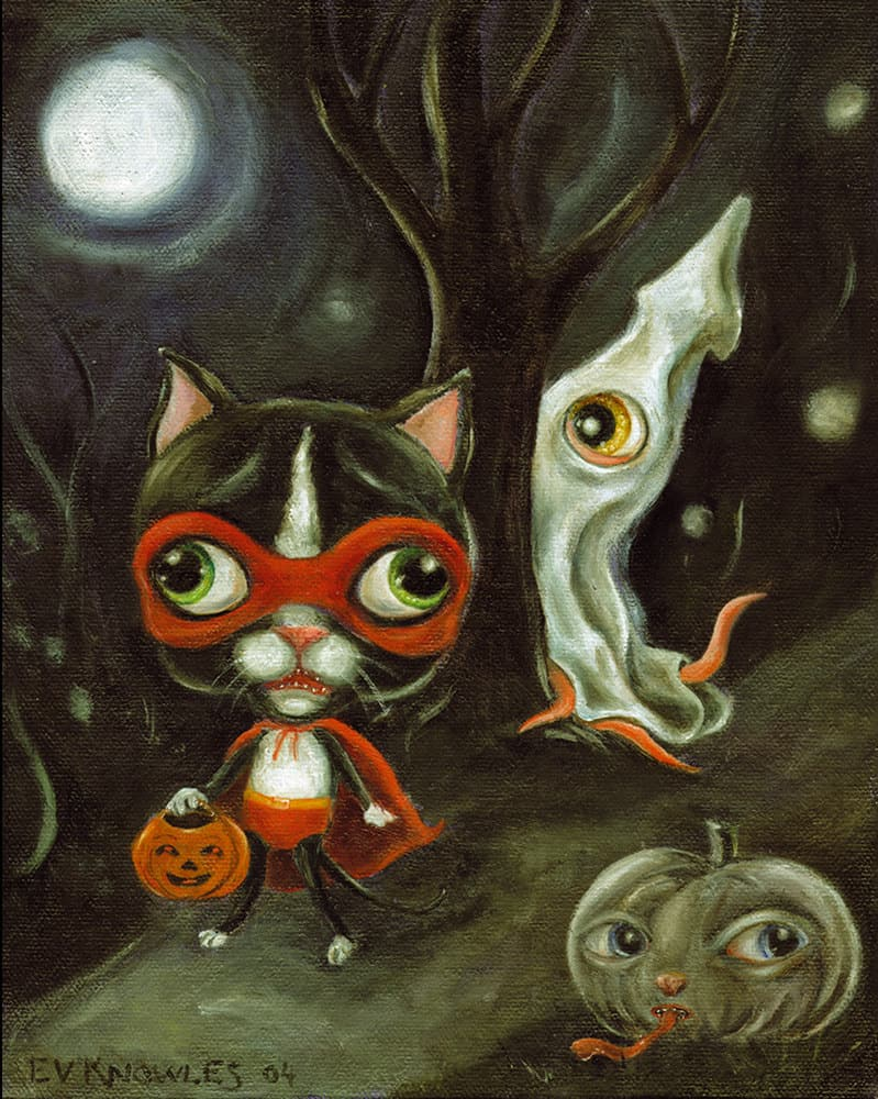halloween-cat-art-print