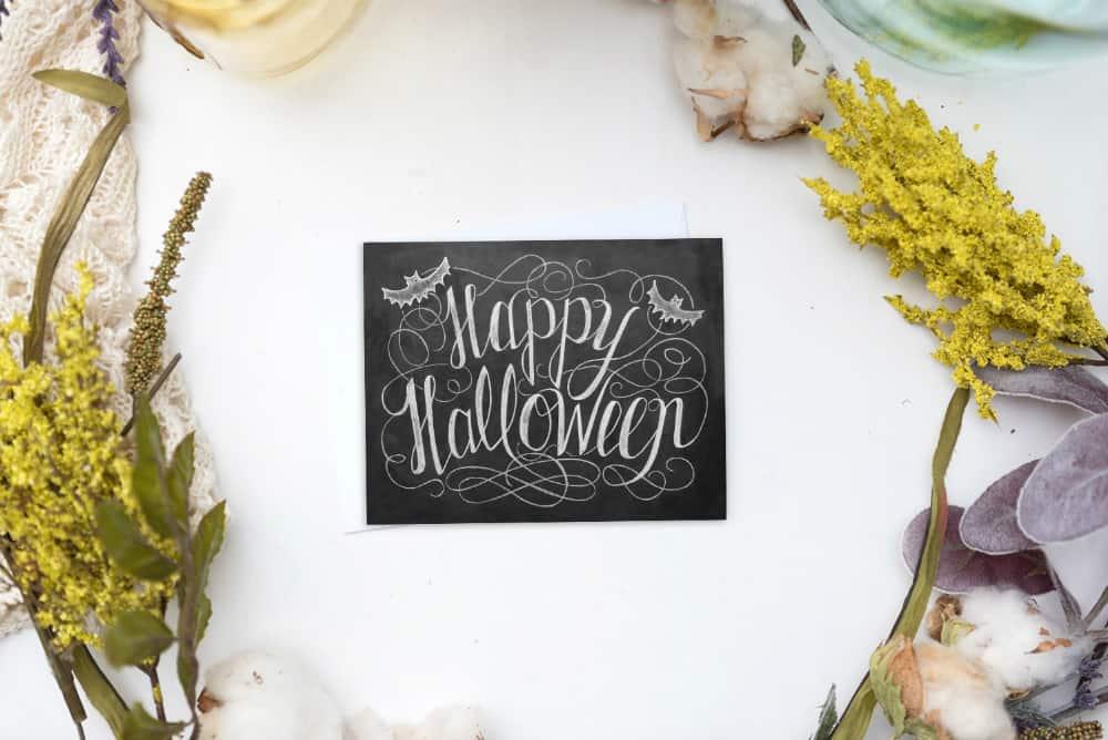 halloween-chalkboard-art