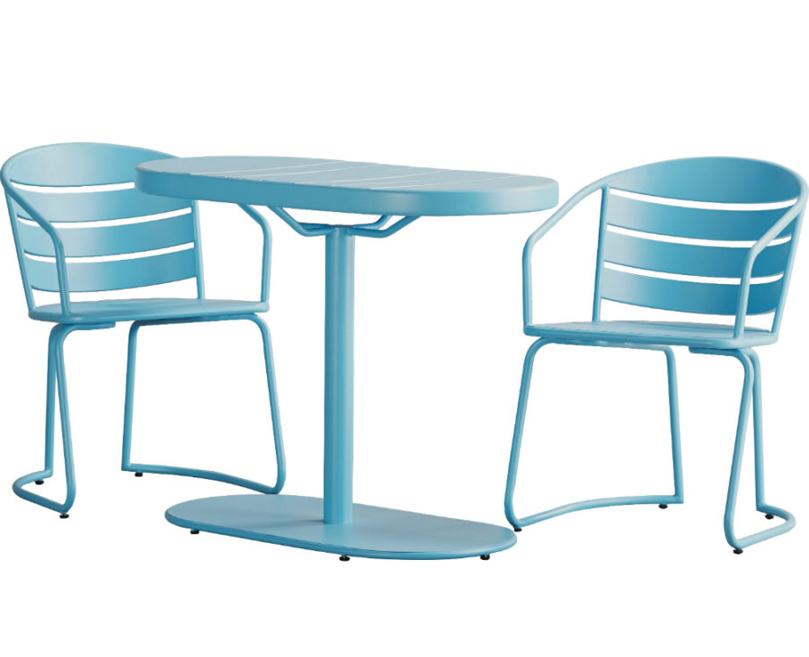 Harlan 3 Piece Bistro Set by Zipcode™ Design