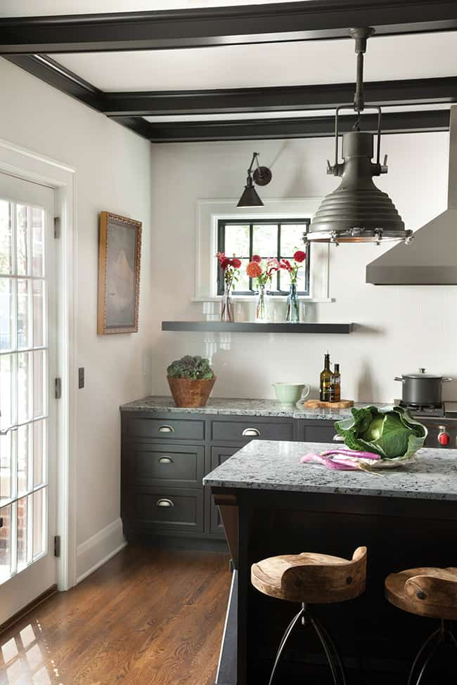 View in gallery Industrial kitchen design