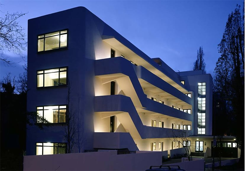 Isokon Building in London